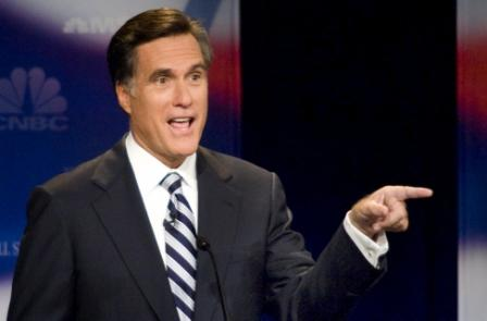 romney points