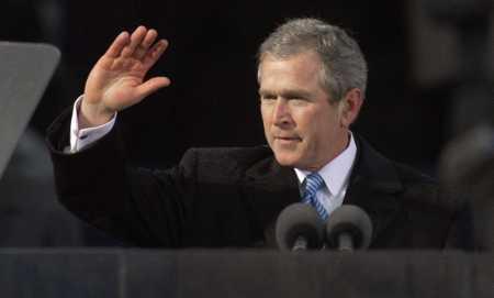 bush inaugural