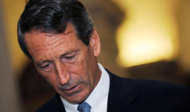 mark sanford resignation