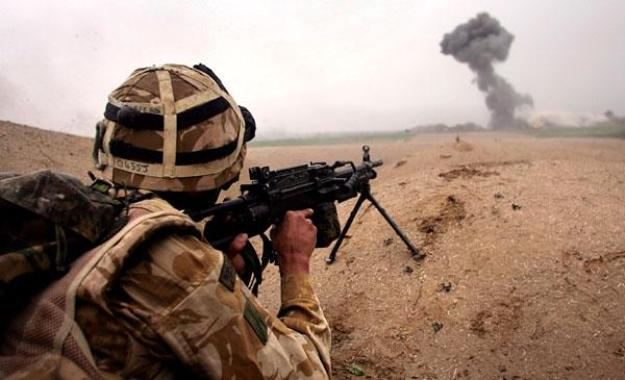 afghanistan soldier