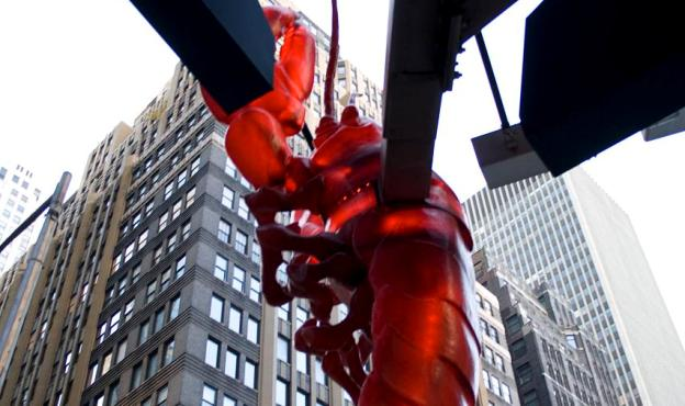 attack of the giant lobster