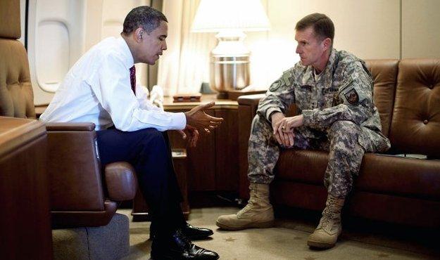 mcchrystal obama