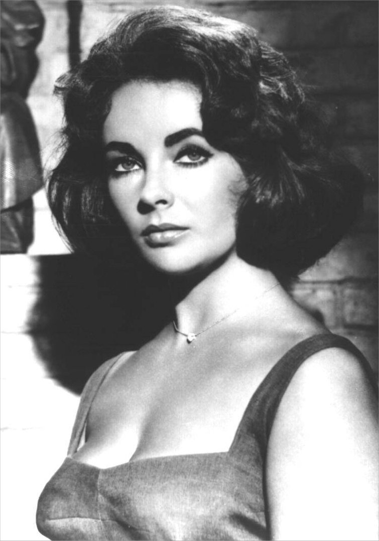 hollywood legend elizabeth taylor died on monday of heart failure in