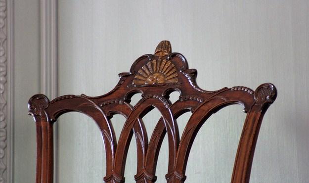 Great Rising Sun Chair