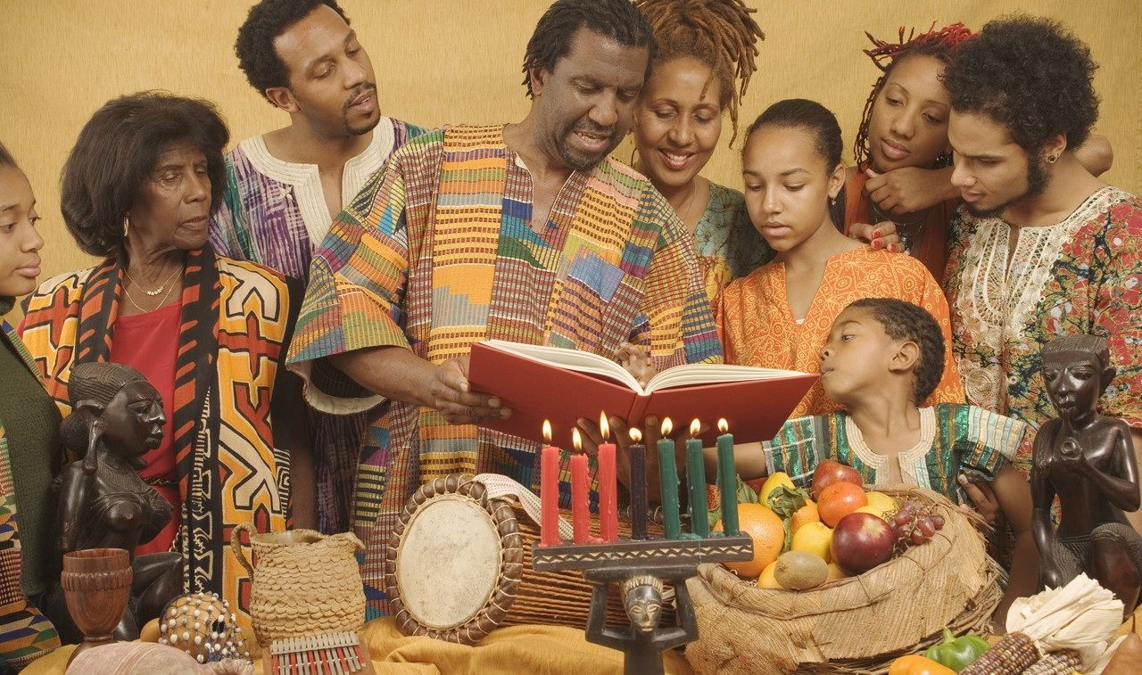 kwanzaa - Who Celebrates Kwanzaa