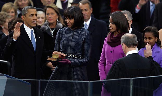 barack obama inaugural