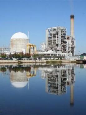 H.B. Robinson nuclear generating station.