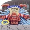 obama german parade