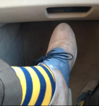 donehue socks