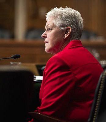 Obama EPA nominee Gina McCarthy