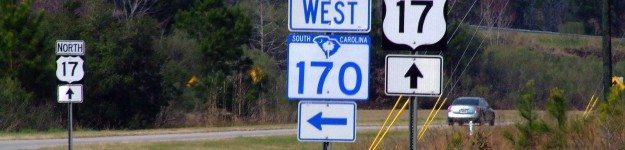 sc road signs