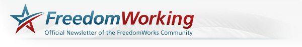 freedom working