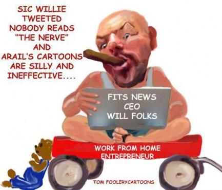 sic willie cartoon