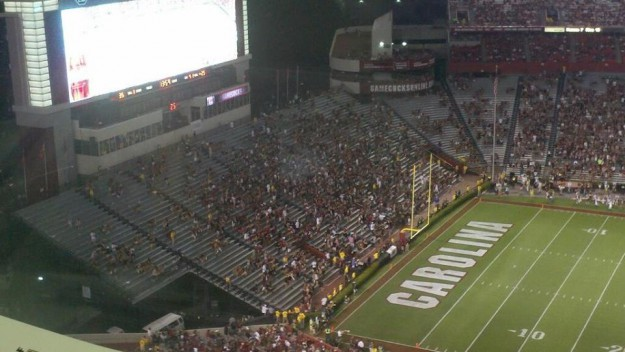 student section vandy