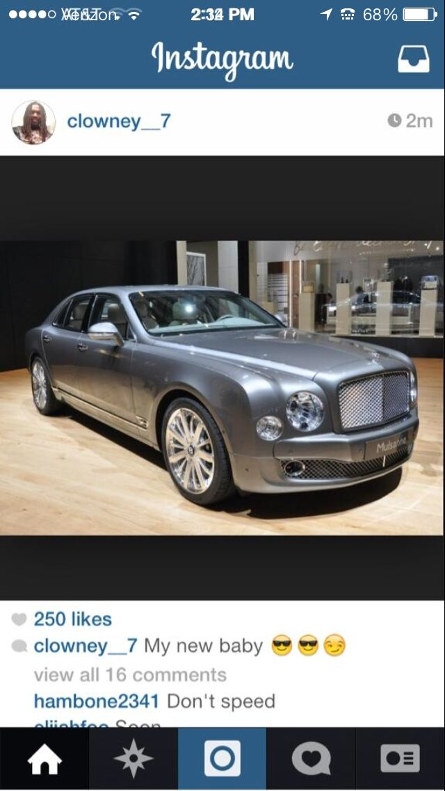 M Car Company Instagram