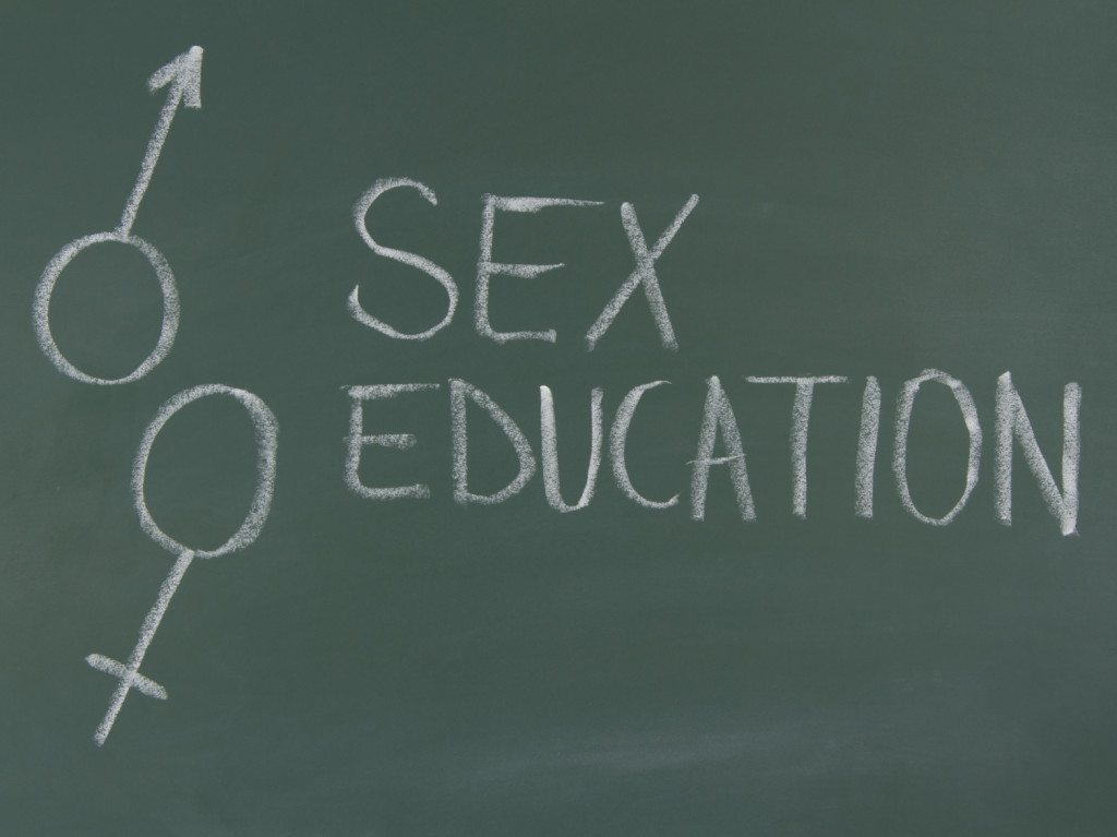 the necessity of sex education in Even in a country without public sex education most people manage to have normal intercourse this case is quite bizarre most people in any society know the difference between a butt and a vagina.