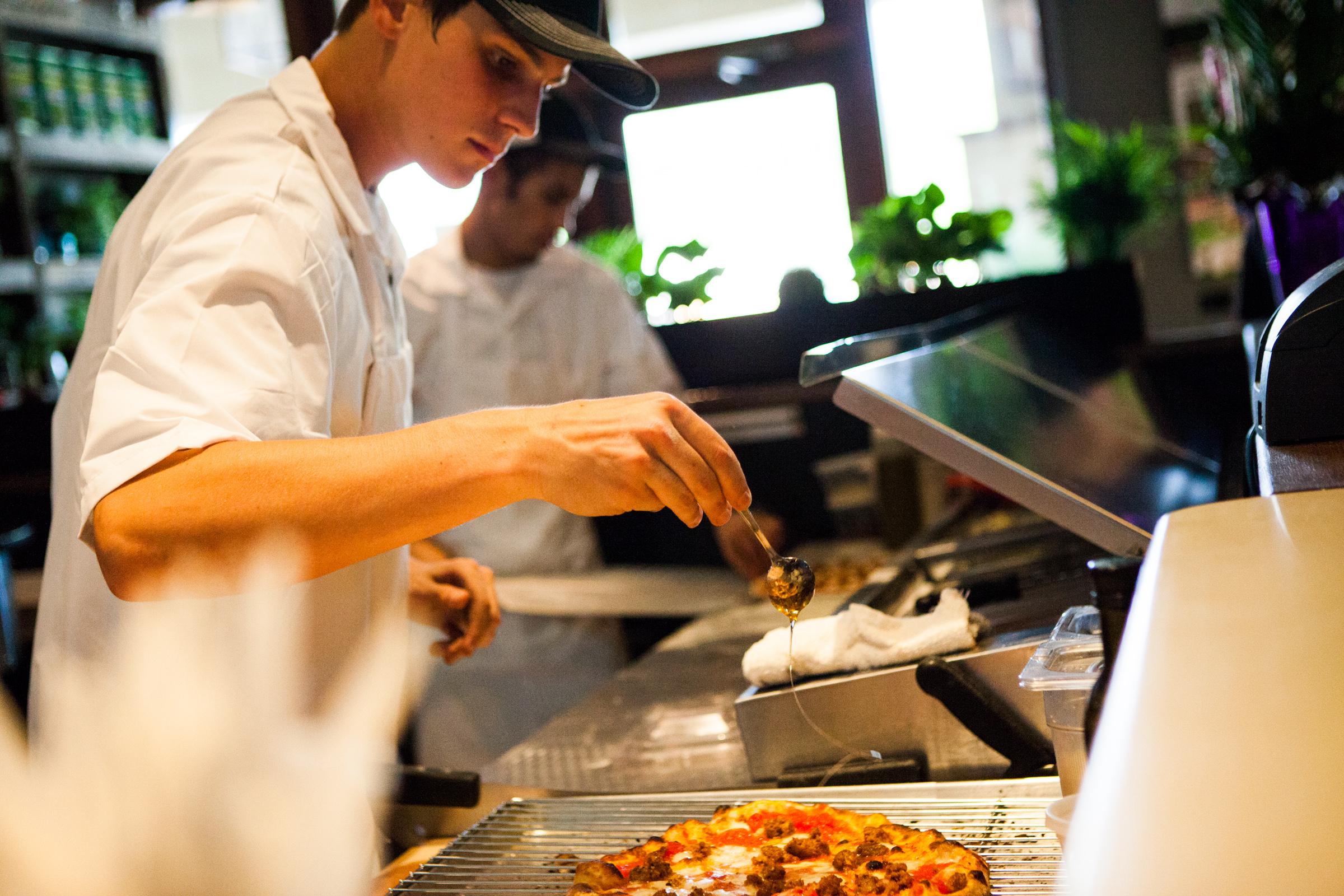 Finishing Touches – Tazza Kitchen