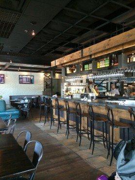 RESTAURANT REVIEW : Tazza Kitchen – FITSNews