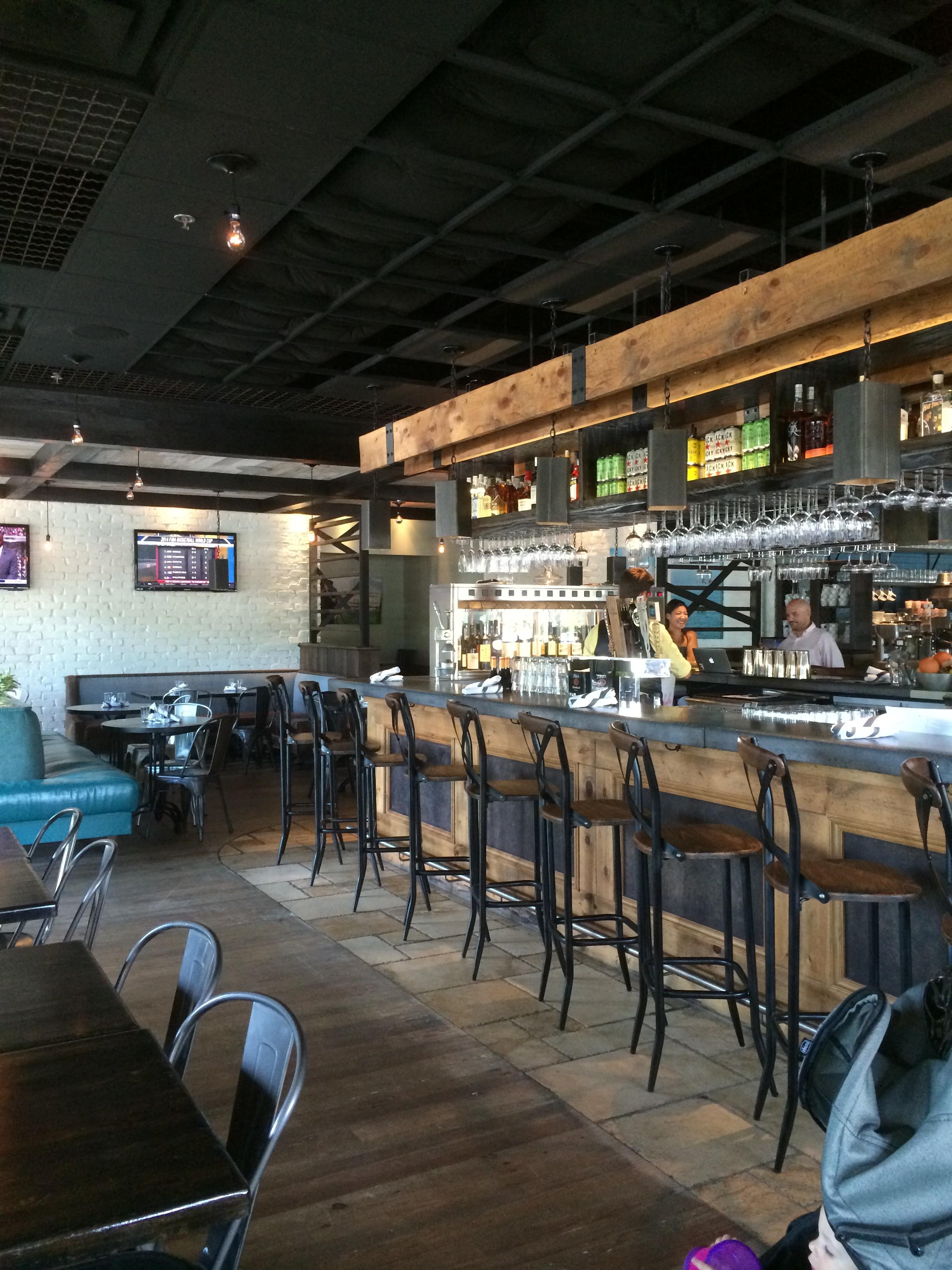 Tazza Kitchen Bar