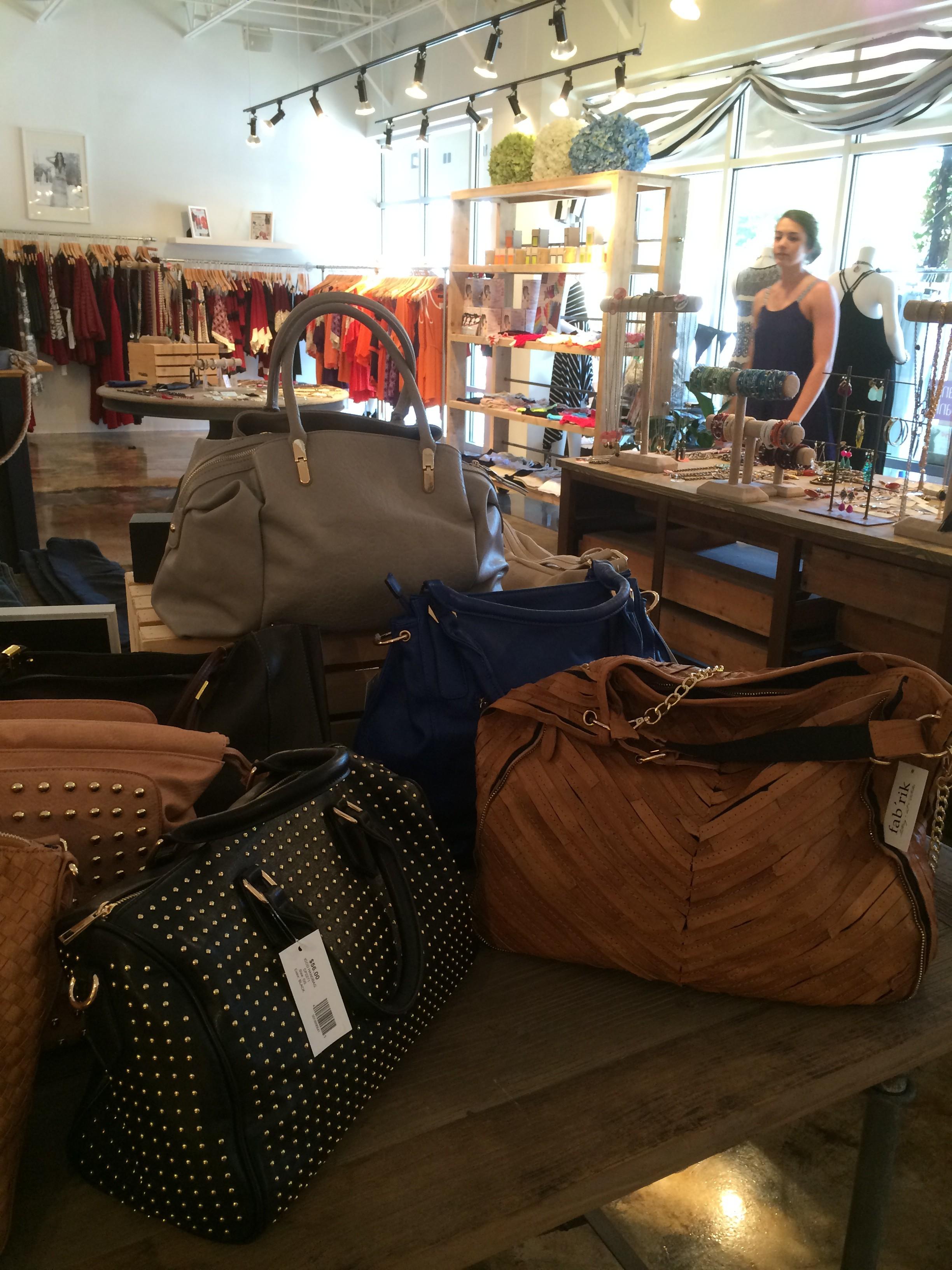 Handbags from fab'rik