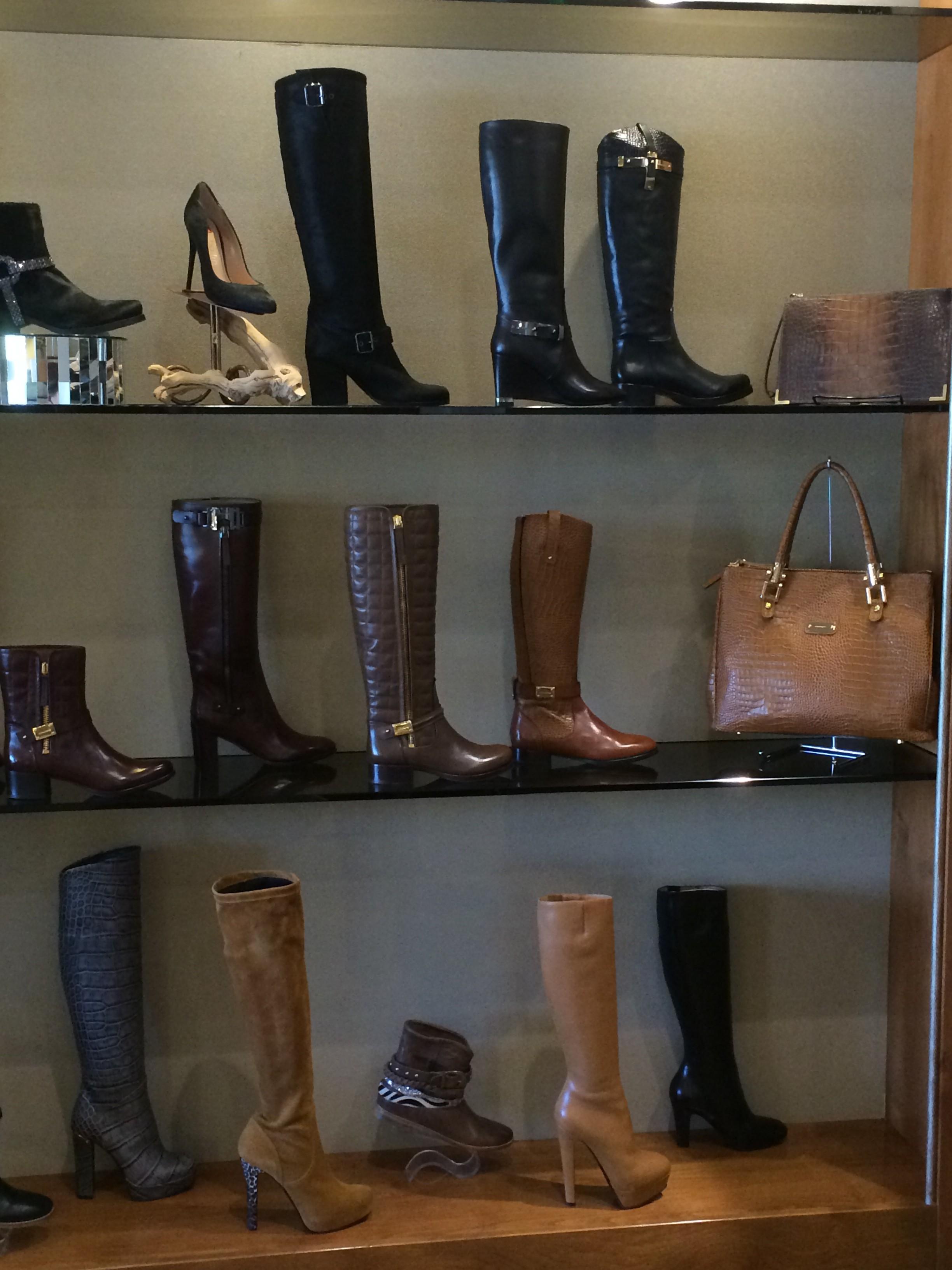 Fall Boot Selection at Gwen Rawls