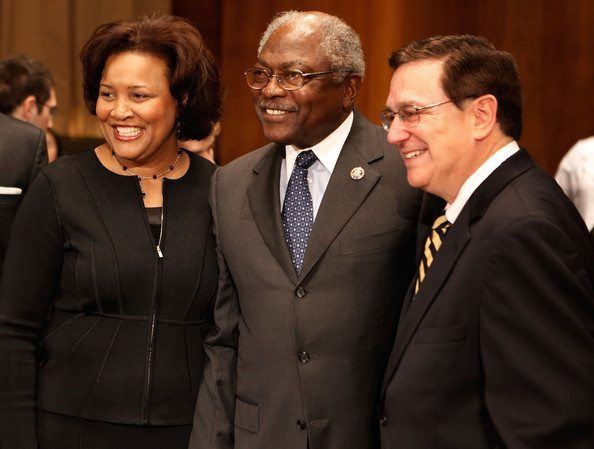 CHILDS AND GERGEL (WITH JIM CLYBURN)