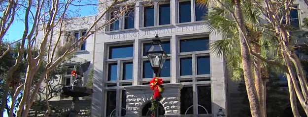 hollings judicial center