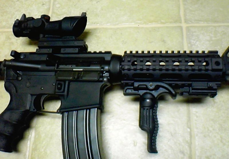Bushmaster AR-15 – FITSNews