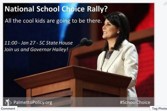 haley school choice