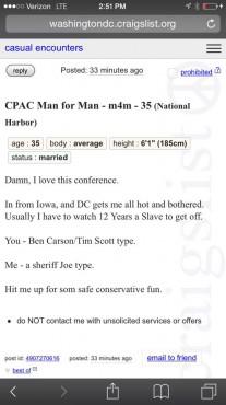 cpac man for man