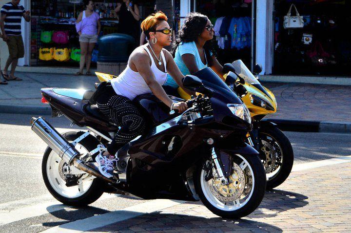 Black bikers week pictures — img 11