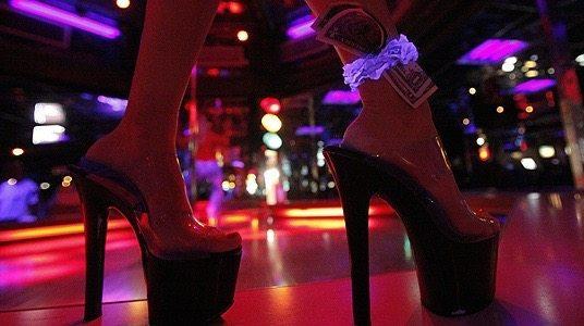 Strip club in greenville sc