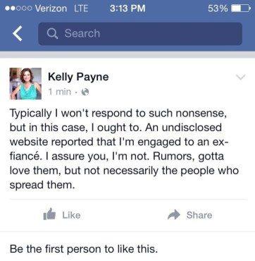 payne responds