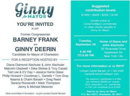 frank invite