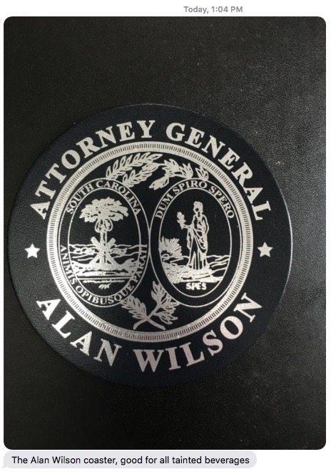 alan wilson coaster
