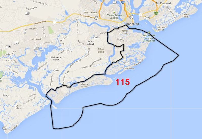 Folly Beach South Carolina Map.Peter Mccoy To Seek Reelection To Sc House Fitsnews