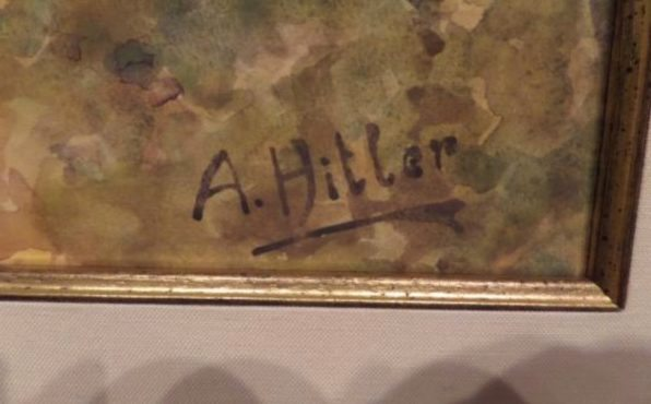 hitler-watercolor