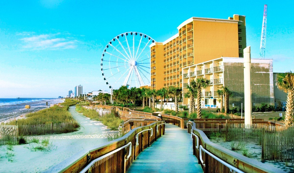 Myrtle Beach Resorts North Carolina