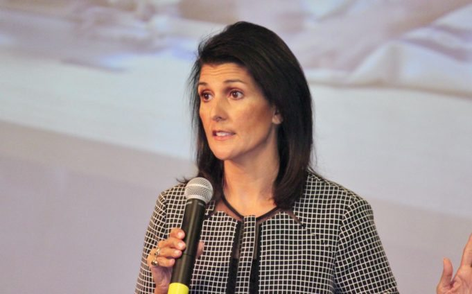 Nikki Haley To Campaign For SC Senate Candidate | FITSNews