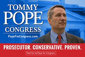 Tommy Pope for Congress