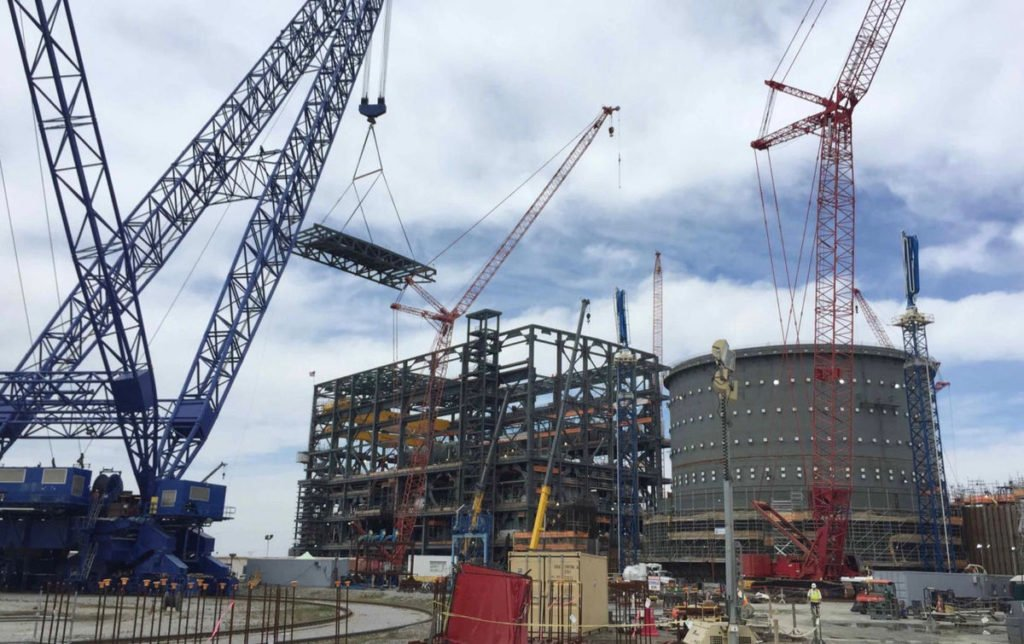 U.S. nuclear reactor project collapses