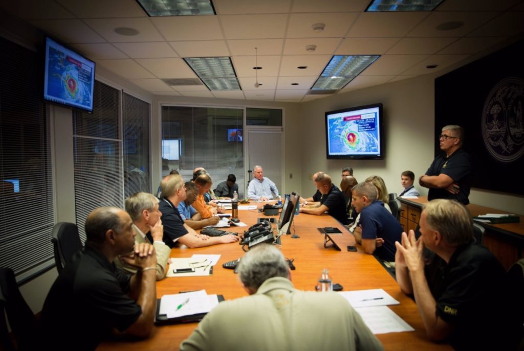 NC governor, officials detail how state is preparing for storm
