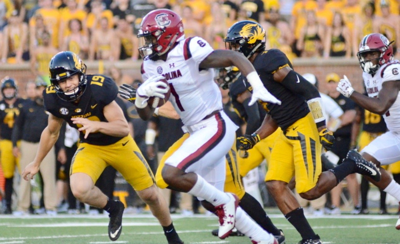 SC at Missouri by the numbers: Battle of Columbias