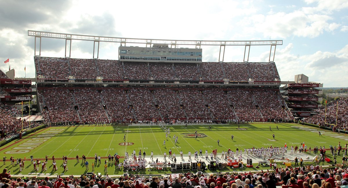 What Is Going On At Williams-Brice Stadium? - FITSNews