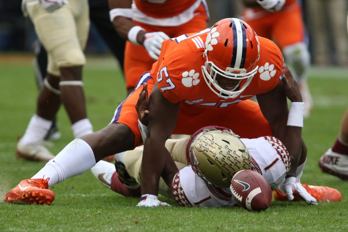 Clemson Clinches Spot In ACC Championship Game