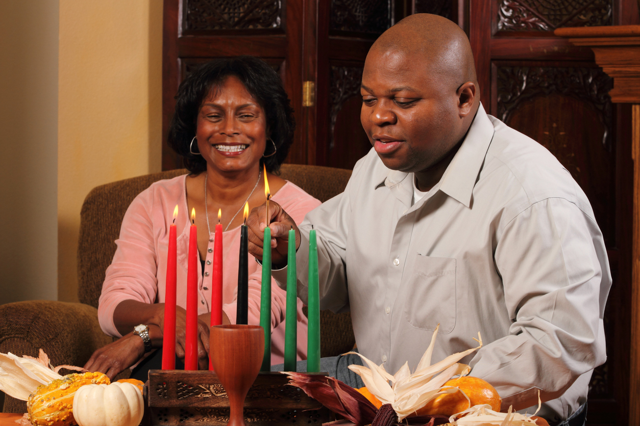 Today is the first day of Kwanzaa