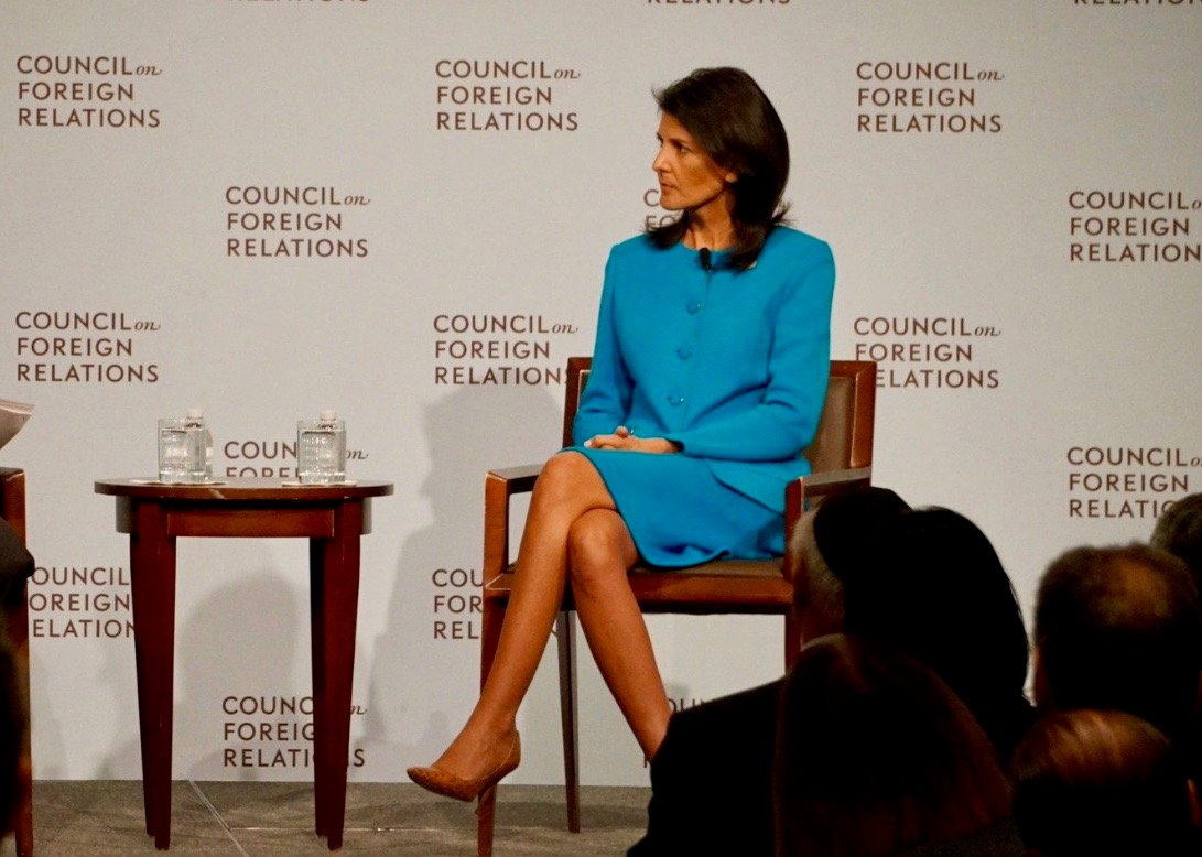 FITSNews – Never Trumpers Tout Nikki Haley's 2024 Presidential Ambitions