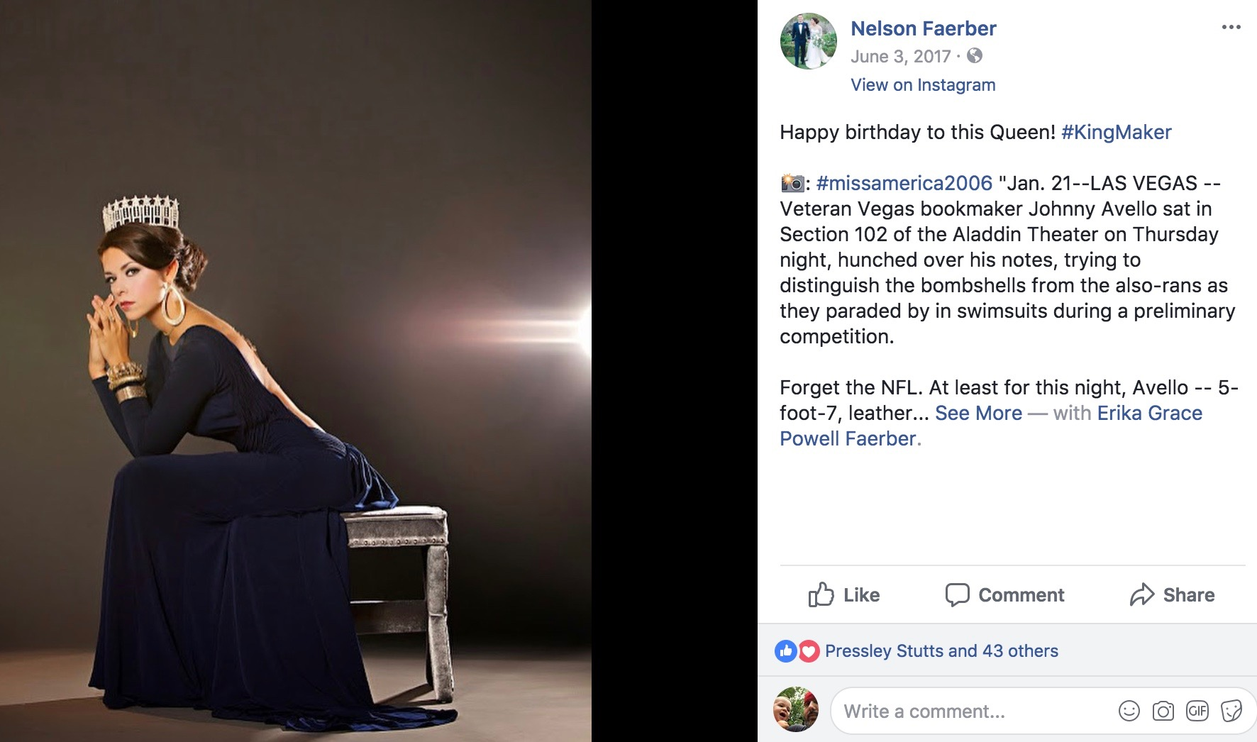 Nelson Faerber's #KingMaker – FITSNews