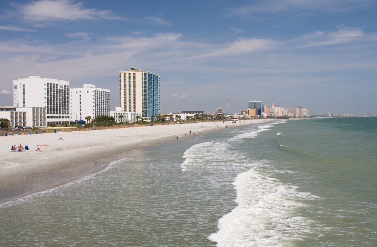 Image result for Myrtle Beach istock