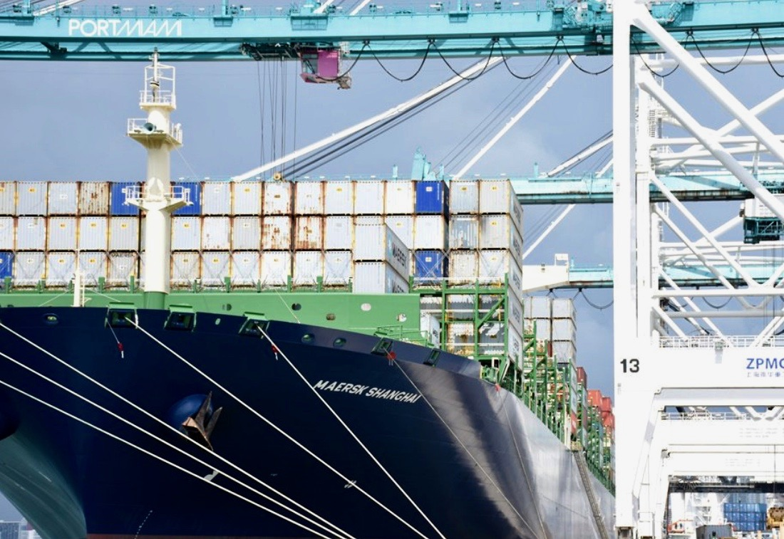 High winds cause ship to lose 70 cargo containers off NC coast